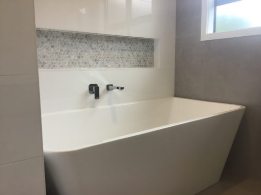 Bathroom Renovation in Warkworth 2019
